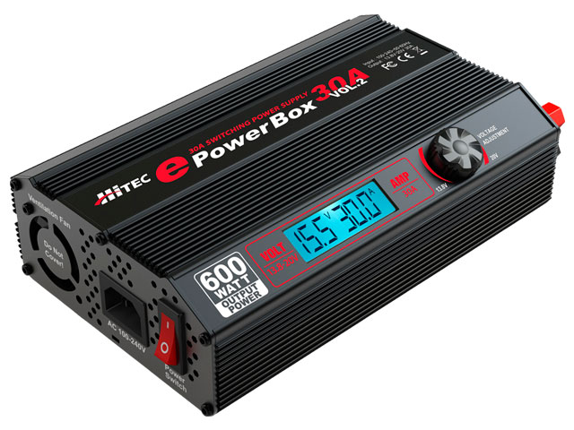 e PowerBox 30A VOL.2 本体