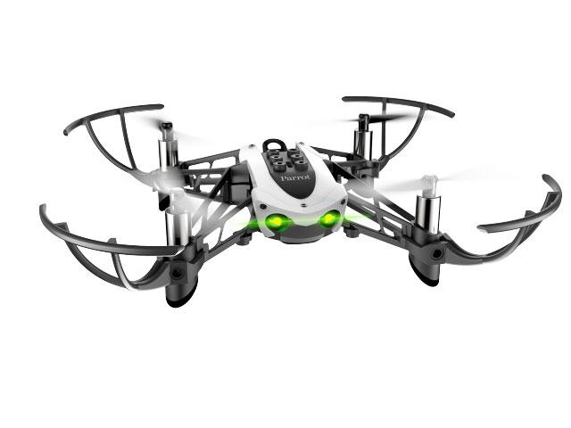 parrot minidrone ファームウェア