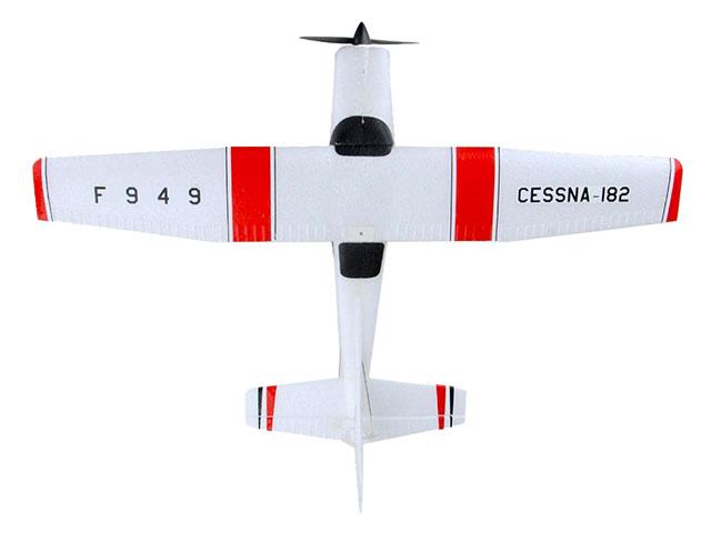 3CH 2.4GHz エアープレーン CESSNA-182