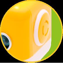 ミュージック&ダンス インテリジェンスエデュケーションミュージックロボット cubee [キュービー]