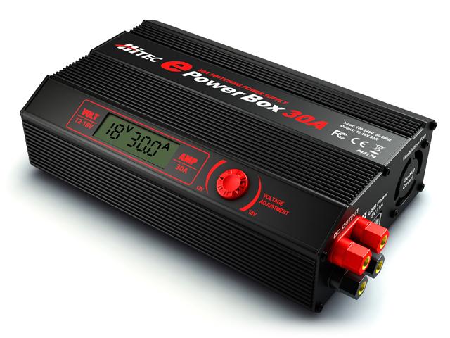 e Power Box 30A