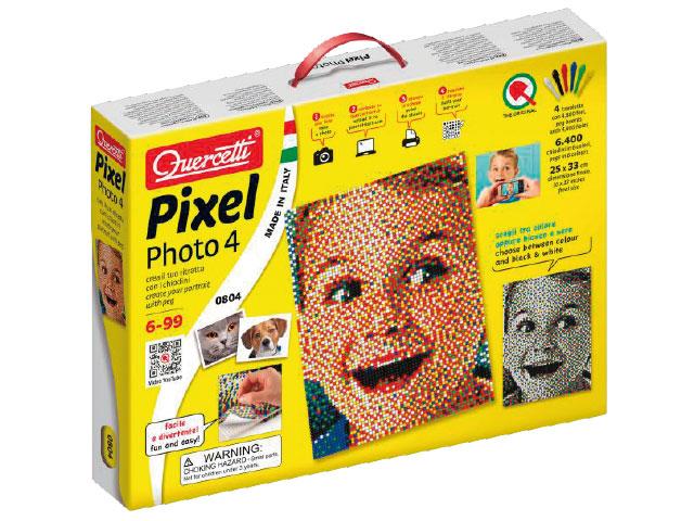 Pixel Art photo 4 [ピクセルアートフォト 4]