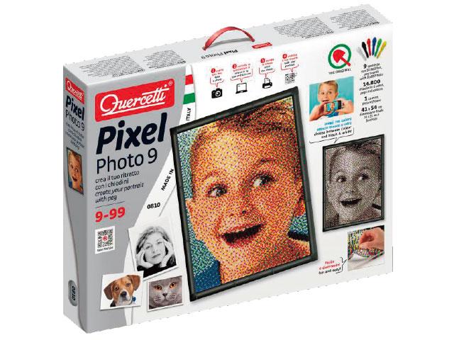 Pixel Art photo 9 [ピクセルアートフォト 9]