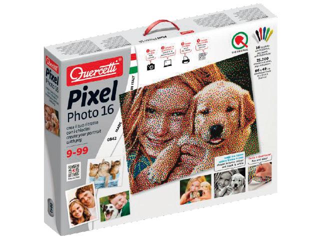 Pixel Art photo 16 [ピクセルアートフォト 16]