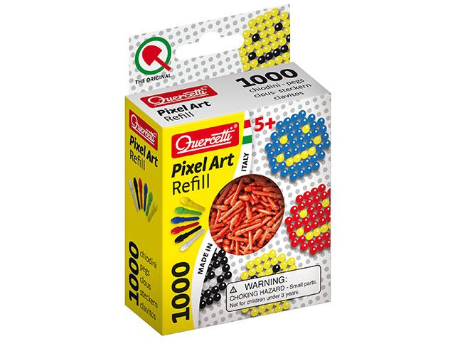 Pixel Art スペア製品 [カラーピン レッド]