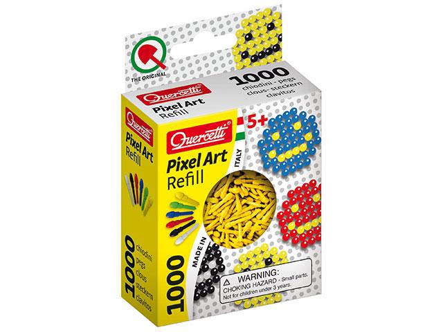 Pixel Art スペア製品 [カラーピン イエロー]