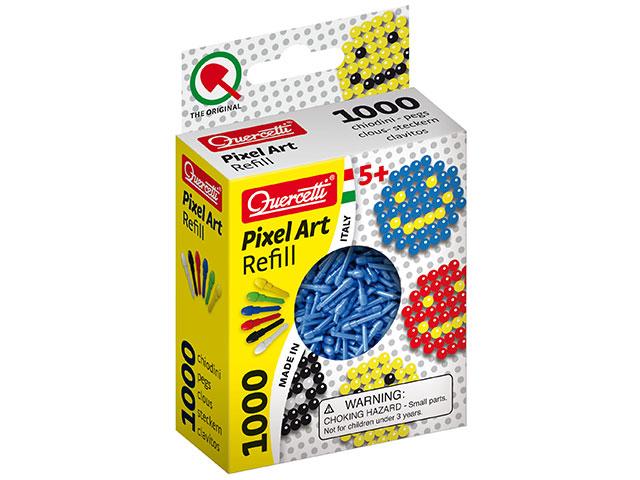 Pixel Art スペア製品 [カラーピン ブルー]