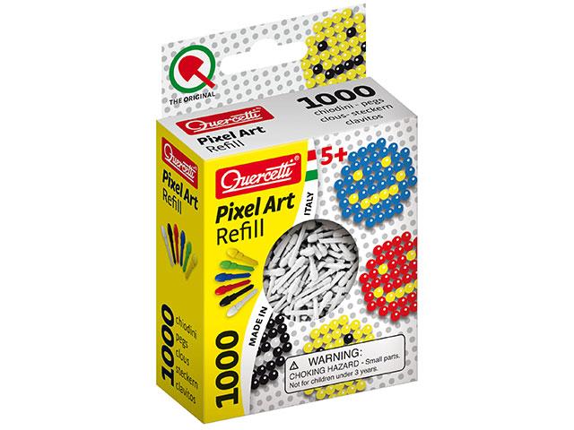 Pixel Art スペア製品 [カラーピン ホワイト]