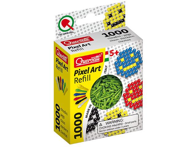 Pixel Art スペア製品 [カラーピン グリーン]