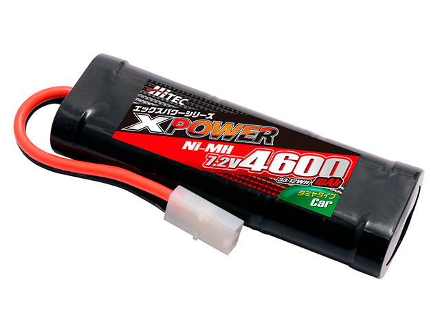 XPOWER Ni-MH 7.2V 4600mAh(for Car)