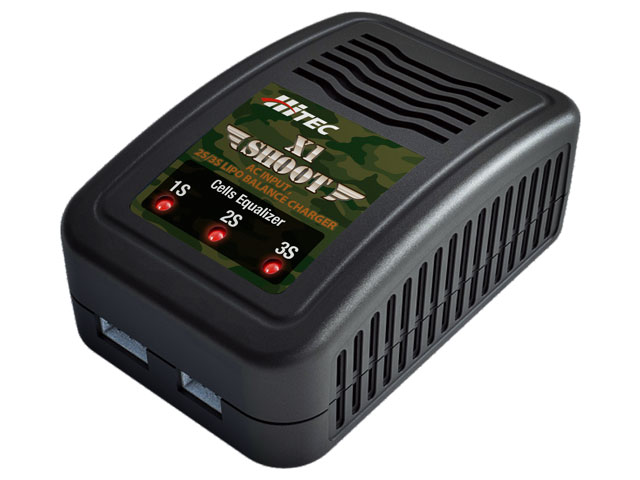 ACバランス Li-Po専用充電器 X1 SHOOT [ X1 シュート ]