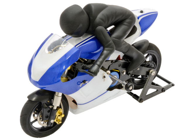 1/10 RC MOTORCYCLE E-RIDER Moto 1 [イーライダー モト1]