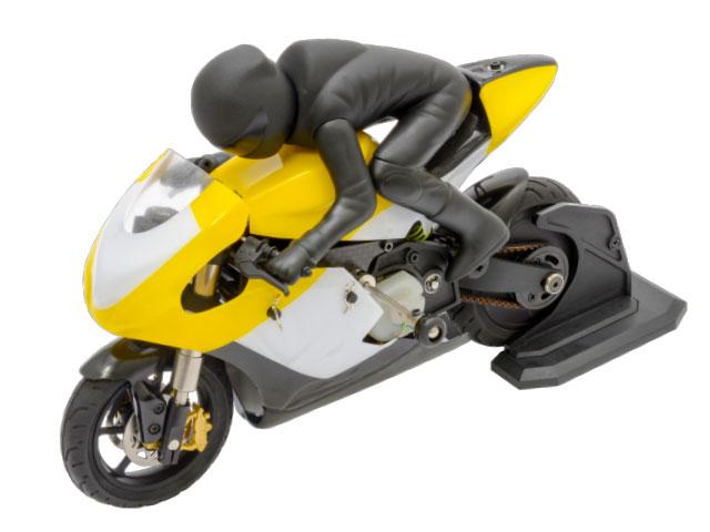1/10 RC MOTORCYCLE E-RIDER Moto 3 [イーライダー モト3]