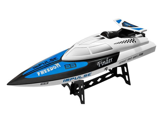 ハイスピードレーシングRCボート TIGER-SHARK [タイガーシャーク]