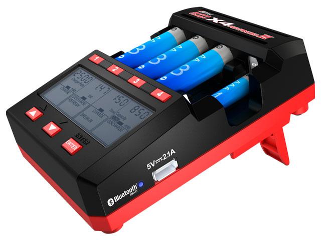 単三/ 単四充電器 AA/AAA charger X4 Advanced Ⅲ[ AA/AAA チャージャー X4 アドバンス スリー ]